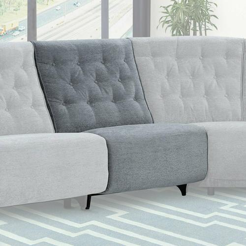 Parker House - CHELSEA - WILLOW GREY Power Armless Recliner