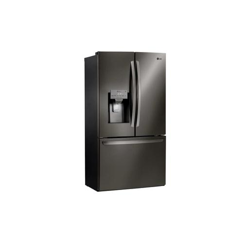 LG Canada - 22 cu.ft. WiFi Enabled Counter Depth French Door Refrigerator