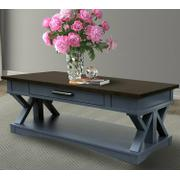 AMERICANA MODERN - DENIM Cocktail Table Product Image