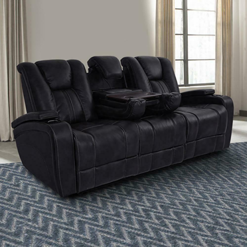 OPTIMUS - MIDNIGHT Power Sofa