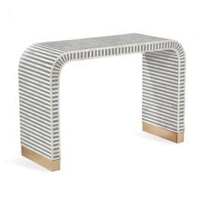 See Details - Beacon Console Table - Grey