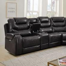 View Product - Mariah Power Sectional