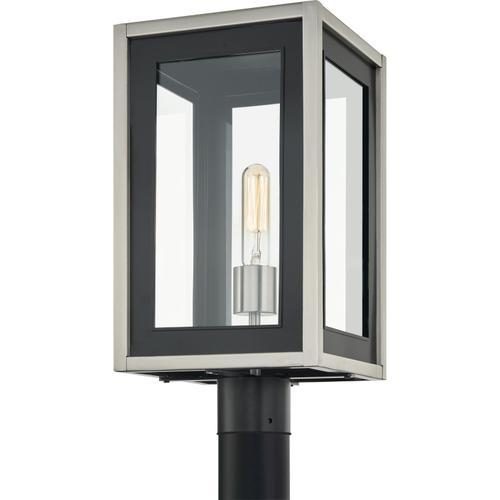 Quoizel - Convoy Outdoor Lantern in Matte Black