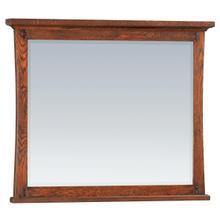 See Details - DAO Prairie City Beveled Mirror