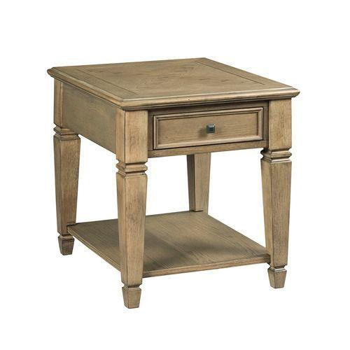 Proximity Rectangular Drawer End Table