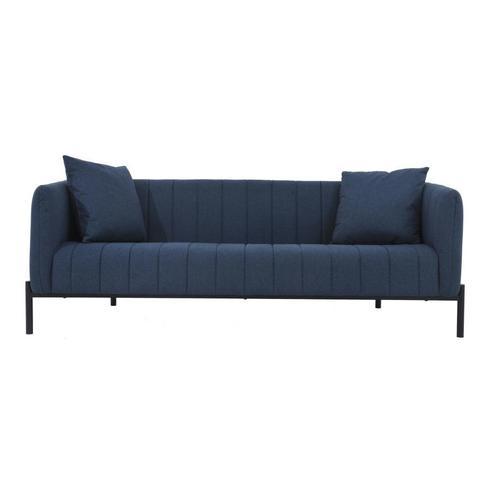 Moe's Home Collection - Jaxon Dark Blue Sofa