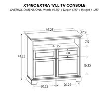 XT46C Extra Tall Custom TV Console