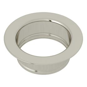 Polished Nickel Disposal Flange