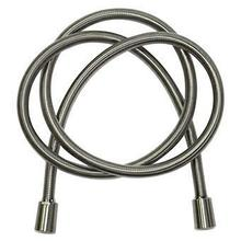View Product - Flexible hose, stainless steel monofilament mesh, length 1500 mm.