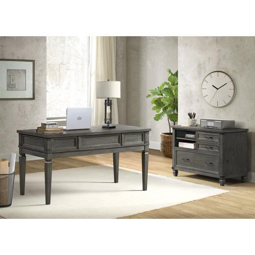 "Intercon Furniture - Foundry 60"" Writing Desk"