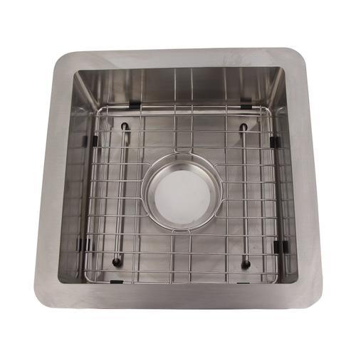 """15"""" Rena Stainless Steel Prep Sink"""