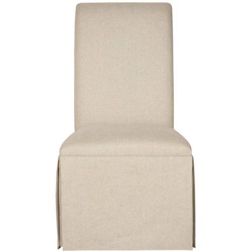 Tessa Skirted Side Chair