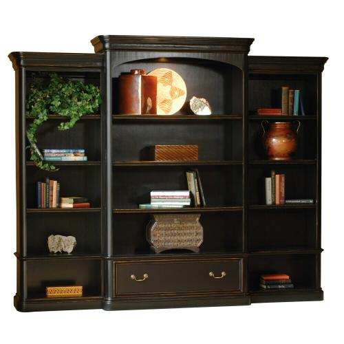Hekman - 7-9144 office@home Louis Philippe Bookcase