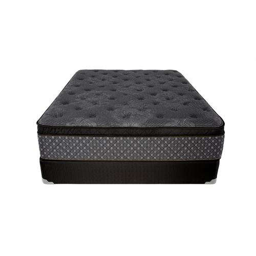 "Renue Performance 14"" Rejuvenate Medium Euro Top Mattress, Twin"