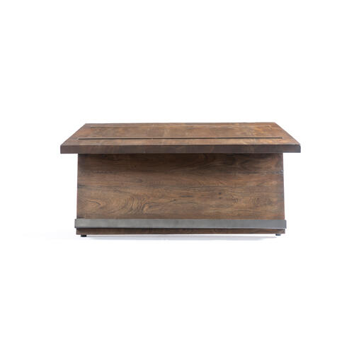 Arcadia Coffee Table-tanner Brown