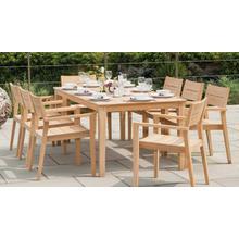 """Tivoli 79"""" Rectangular Dining Table"""