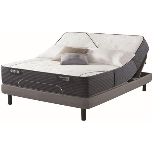 iComfort - CF4000 Quilted Hybrid II - Medium - Queen