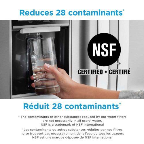 Ice & Water Refrigerator Filter 1.