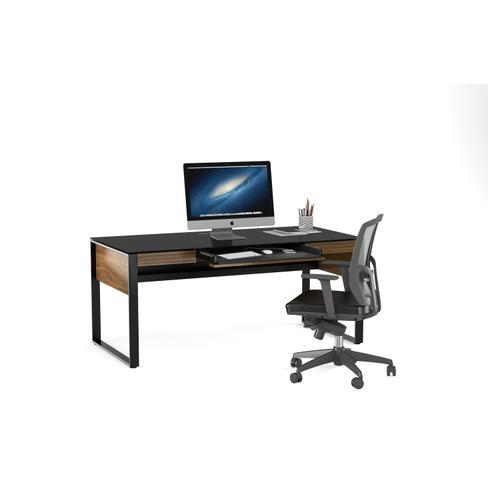 BDI Furniture - Corridor 6521 Desk in Natural Walnut