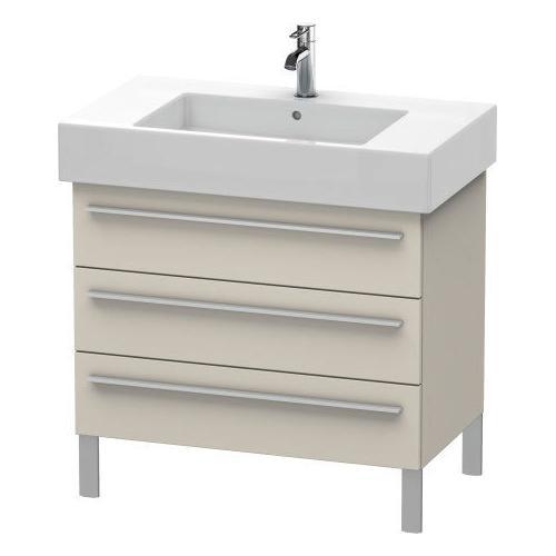 Product Image - Vanity Unit Floorstanding, Taupe Matte (decor)