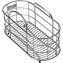 """See Details - Elkay Stainless Steel 5-1/2"""" x 12"""" x 7"""" Rinsing Basket"""