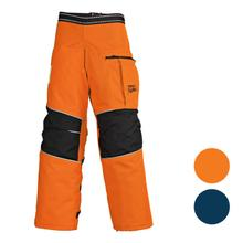 Our most popular style! These Pro Mark protective apron chaps are essential protective apparel for serious chainsaw operators.