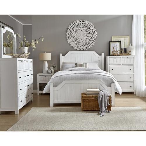 Product Image - Drawer Dresser - Cotton Finish