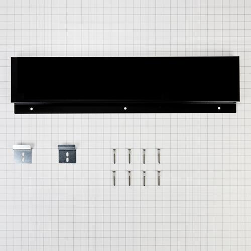 Slide-in Range Backsplash