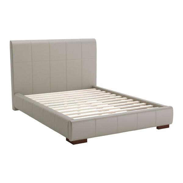 See Details - Amelie Full Bed Taupe