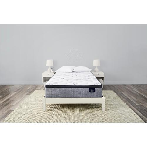 Perfect Sleeper - Elite - Rosepoint - Plush - Pillow Top - Twin