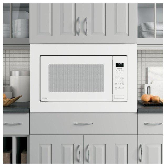 GE Profile 2.2 Cu. Ft. Built-In Sensor Microwave Oven