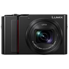 View Product - LUMIX 4K Digital Camera ZS200 with 20.1 Megapixel Sensor - Back - DC-ZS200K