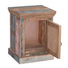 See Details - Nightstand - Reclaimed Dawn Finish
