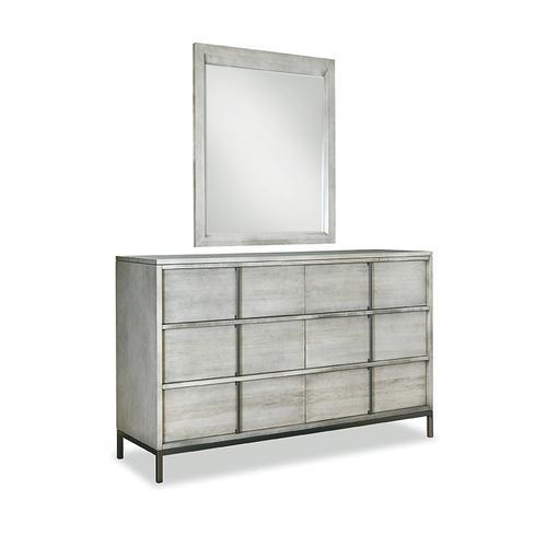 Vertical Frame Mirror