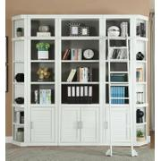 CATALINA 6 Piece Library Wall with Ladder Product Image