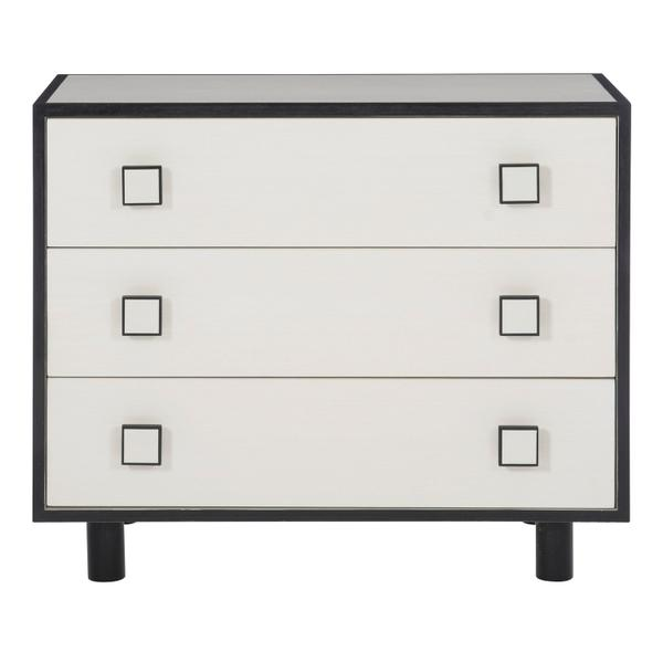 See Details - Silhouette Nightstand in Eggshell (307)