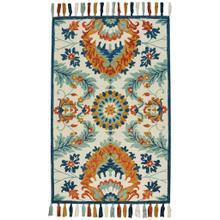 "View Product - Gypsy-Manihari Sunset Multi - Rectangle - 3'6"" x 5'6"""
