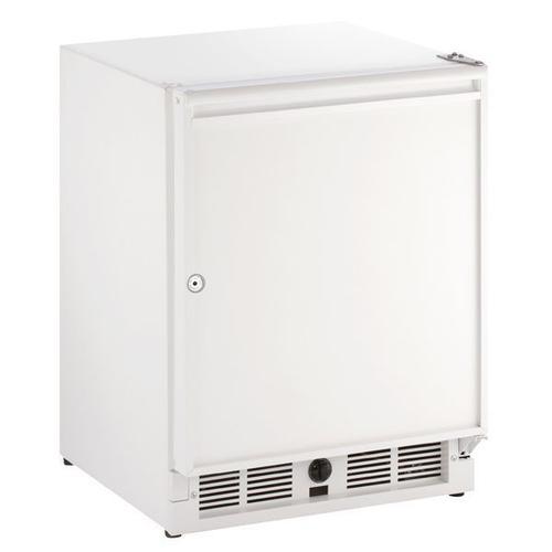 "21"" Refrigerator With White Solid Finish (115 V/60 Hz Volts /60 Hz Hz)"