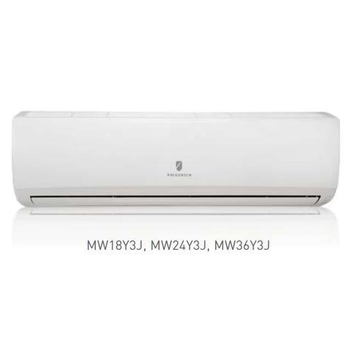 Single Zone or Multizone Indoor Wall Mounted- w/Heat Pump