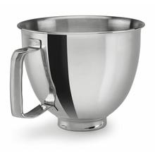 See Details - 3.3 L Tilt Head Polished Stainless Steel Bowl With Handle - Other