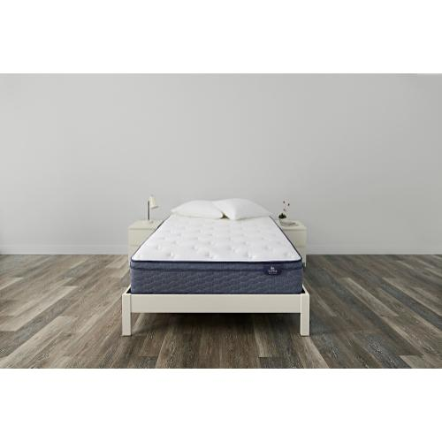 Sleep True - Alverson II - Plush - Euro Top - Twin