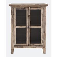 View Product - Rustic Shores 2 Door High Cabinet