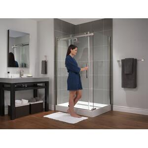 """Delta Faucet Company - High Gloss White 48"""" x 36"""" Shower Base"""