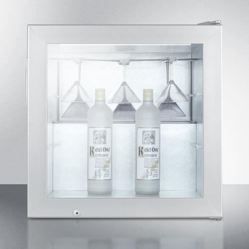 Compact Vodka Chiller