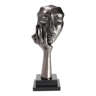See Details - Ponder Sculpture Black