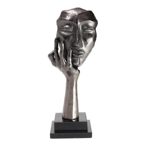 Ponder Sculpture Black