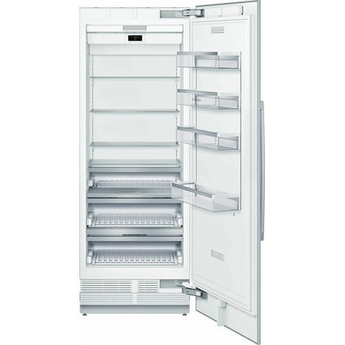 Bosch Benchmark Series - Benchmark® Built-in Fridge 30'' B30IR905SP