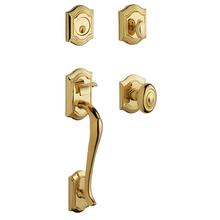 See Details - Lifetime Polished Brass Bethpage Sectional Trim