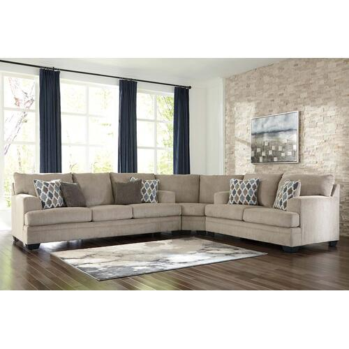 Dorsten Large Sectional