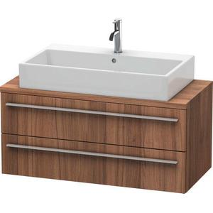 Vanity Unit For Console Compact, Natural Walnut (decor)